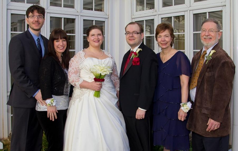 33. Michael's family