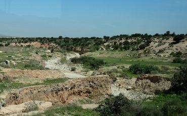 92a.  Taroudant to Agadir, Morocco - Wadi