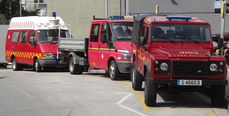 101a. Gibralter fire brigade
