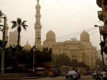 106. Alexandria largest mosque