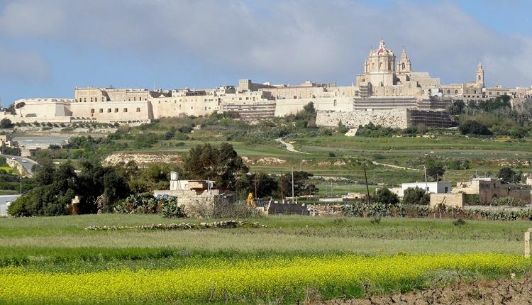 108. Malta Mdina