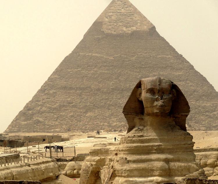 109.Giza (Sphinx)
