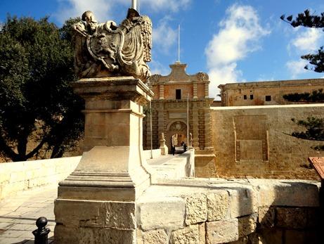 115. Malta Mdina