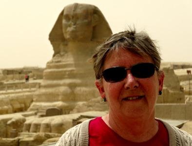 117.Giza (Sphinx)