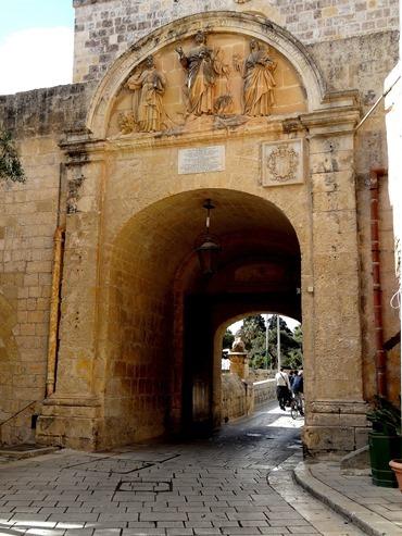 120. Malta Mdina