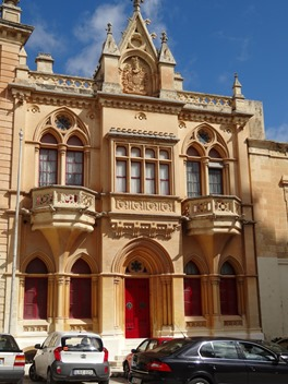 126. Malta Mdina