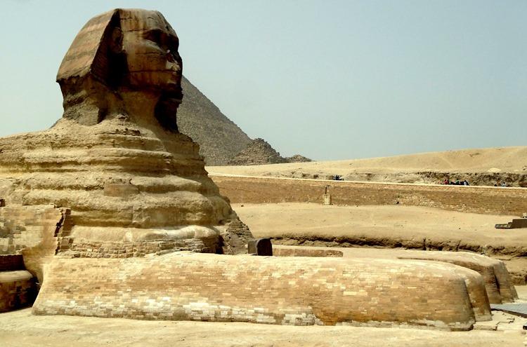 130.Giza (Sphinx)