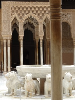 137. Alhambra, Granada