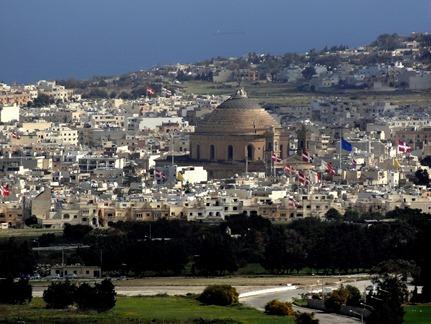 137. Malta Mdina