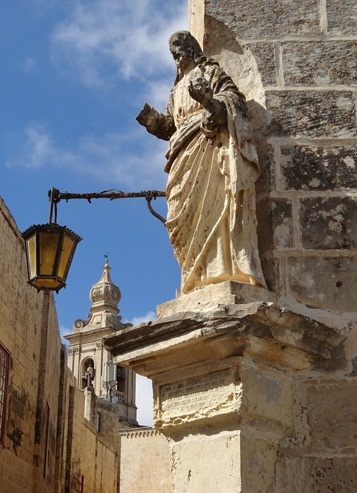 141. Malta Mdina