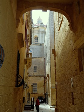 143. Malta Mdina