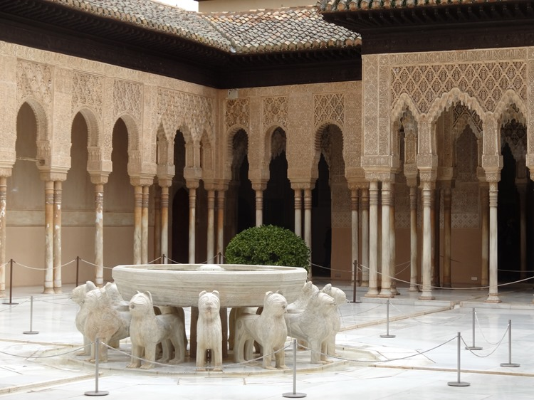 147. Alhambra, Granada