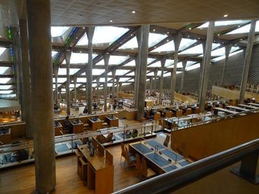 154. Alexandria library