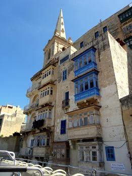 157. Malta Valleta