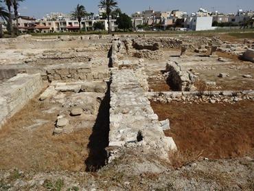 16. Larnaka Kition temples