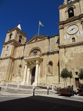 161. Malta Valleta St. John Co-Cathedral