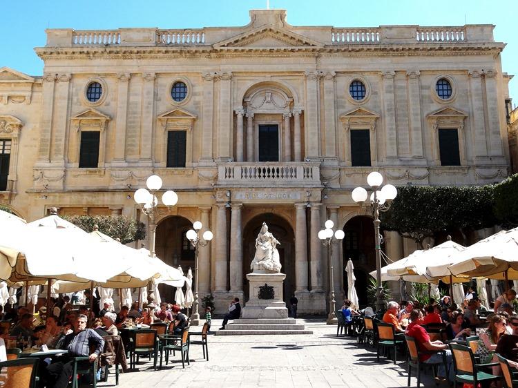 169. Malta Valleta Bibliotheka