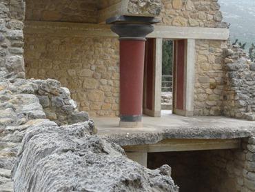 17. Iraklion Crete, Knossos Palace