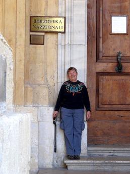 173. Malta Valleta Bibliotheka