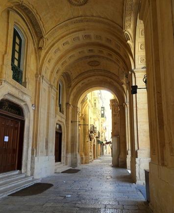 175. Malta Valleta Bibliotheka