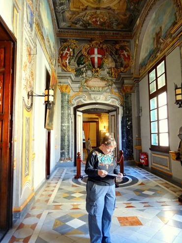 179. Malta Valleta Grand Master's Palace