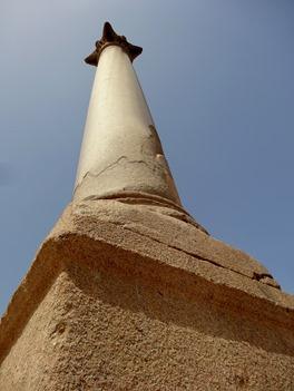 18. Alexandria Pompey's Pillar