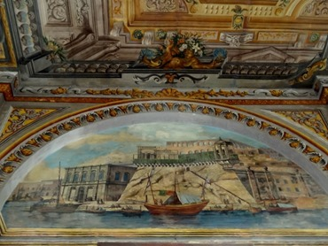 182. Malta Valleta Grand Master's Palace