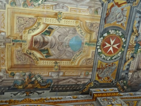 183. Malta Valleta Grand Master's Palace