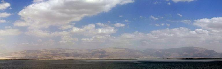 185b. dead sea panorama