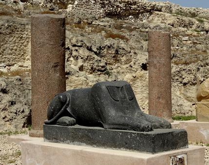 2. Alexandria Pompey's Pillar