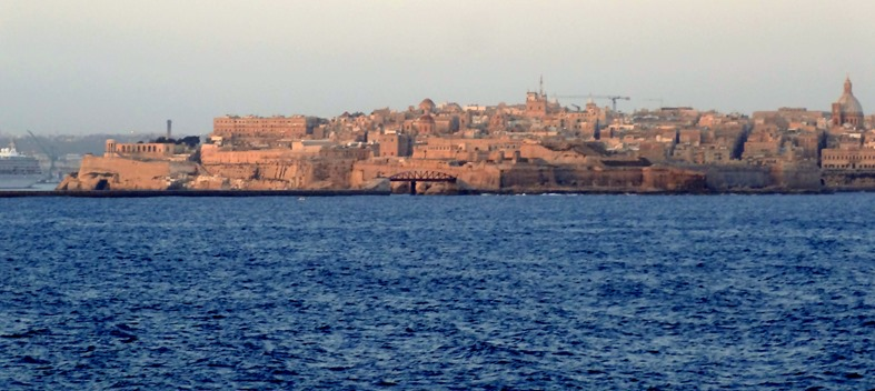 2. Malta Valleta Sailin