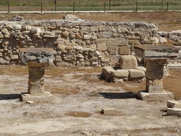 20. Larnaka Kition temples