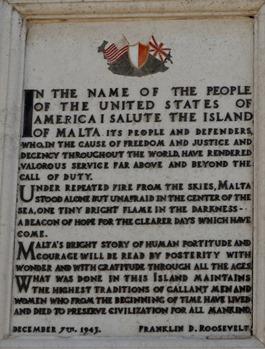 205. Malta Valleta