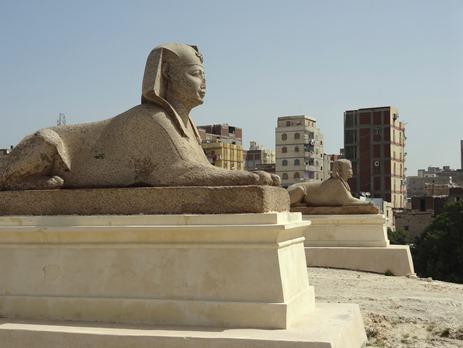 21. Alexandria Pompey's Pillar