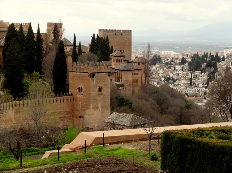 216. Alhambra, Granada