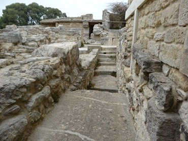 22. Iraklion Crete, Knossos Palace