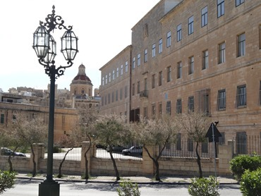 226. Malta Valleta Knights' Hospital