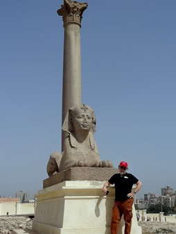 23. Alexandria Pompey's Pillar