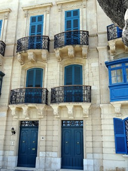 232. Malta Valleta