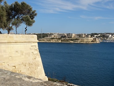 235. Malta Valleta Lower Barracca Park