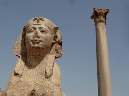 24. Alexandria Pompey's Pillar