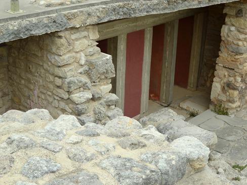 25. Iraklion Crete, Knossos Palace