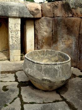 255. Malta Tarxien Temples