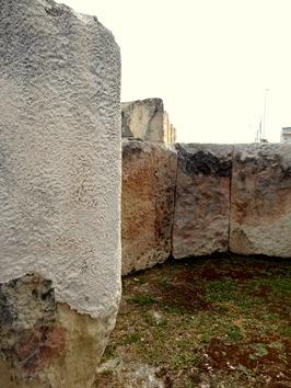 256. Malta Tarxien Temples