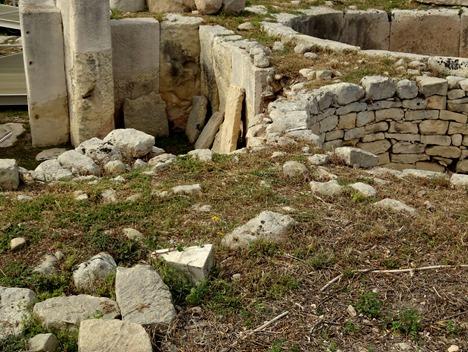 260. Malta Tarxien Temples