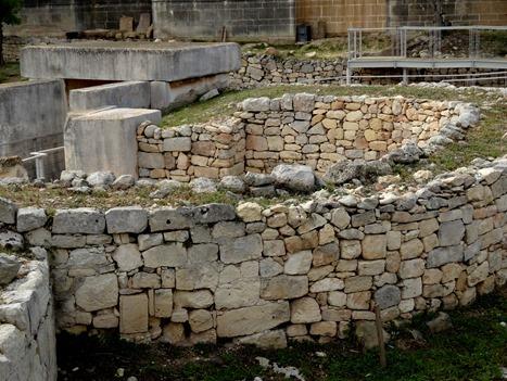 261. Malta Tarxien Temples