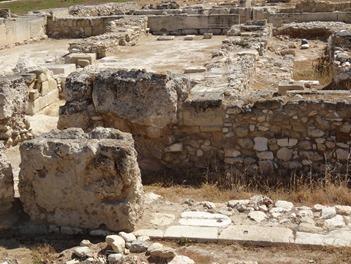 28. Larnaka Kition temples