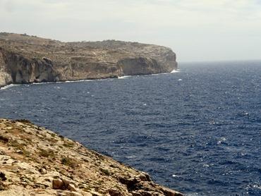 280. Malta Blue Grotto