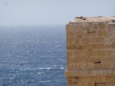 281. Malta Blue Grotto