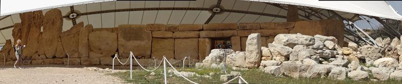 291a. Malta Mag . . . Temples_stitch